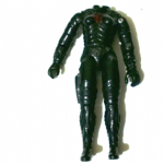 GI Joe 1984 Baroness figure for parts ( no head) @sold@